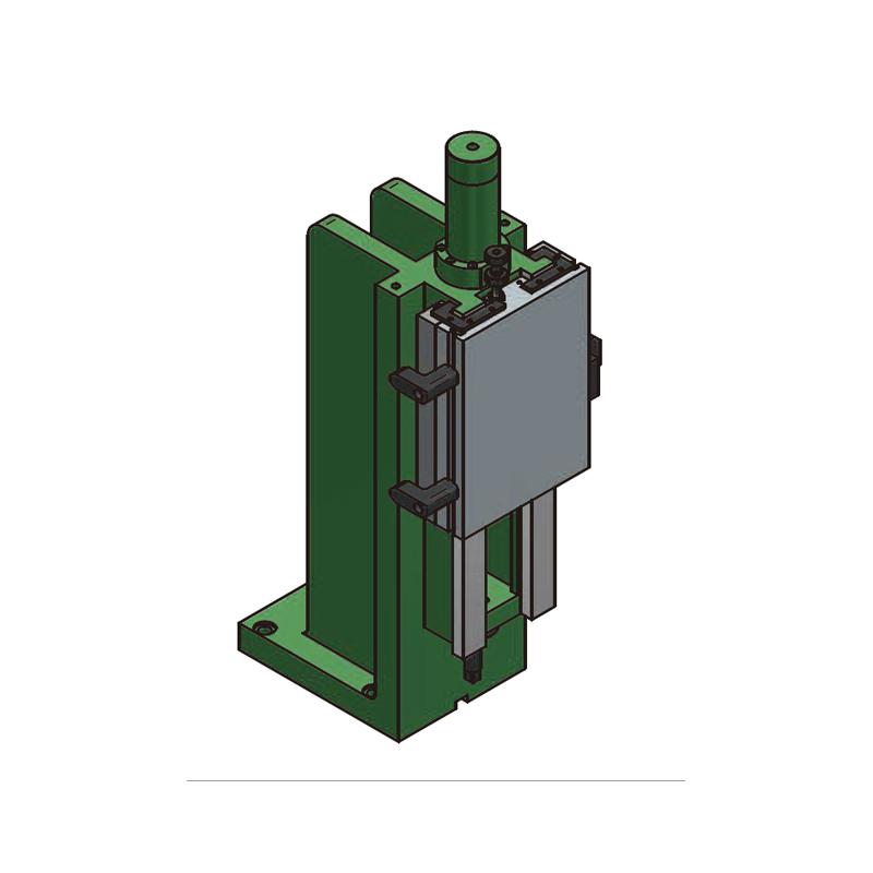 工字型立式油壓滑座