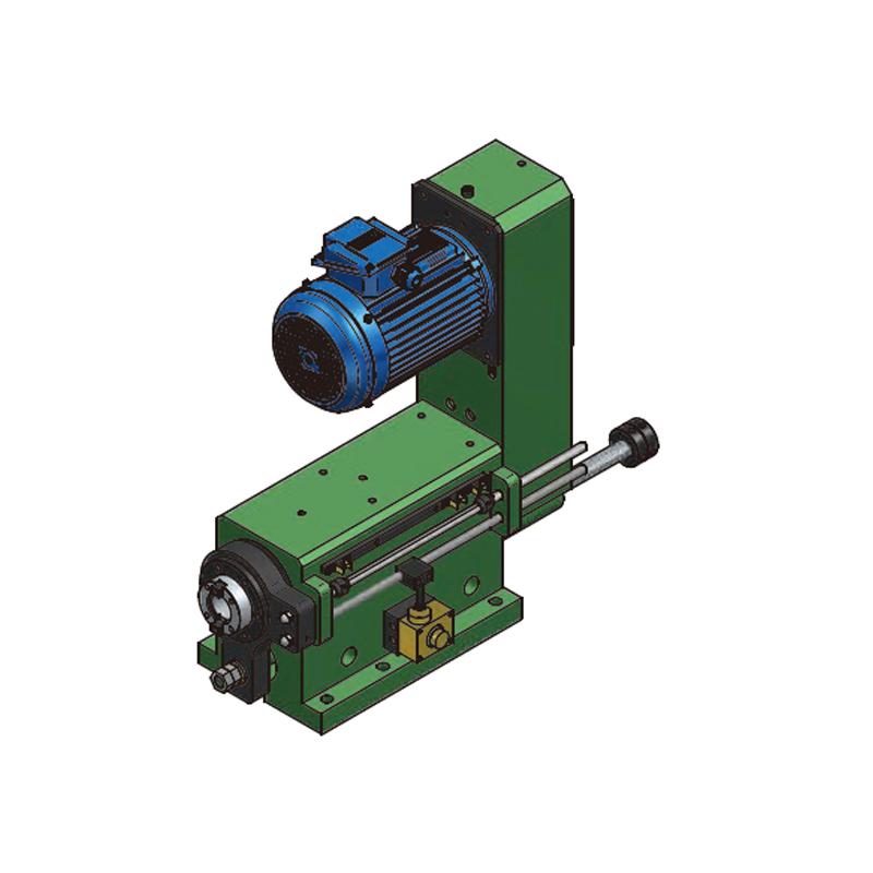 SD12-150 油壓鉆孔/搪銑動力頭
