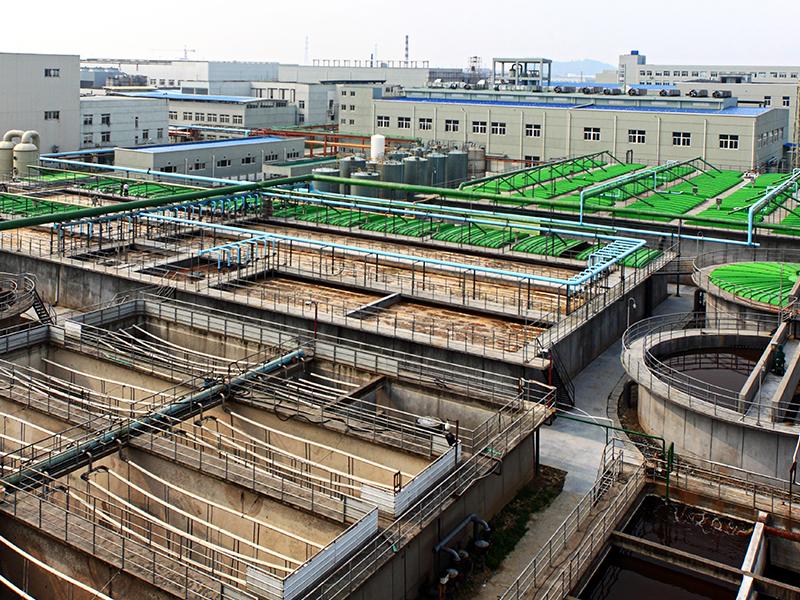 浙江錢江生化三分廠廢水處理站擴容改造工程