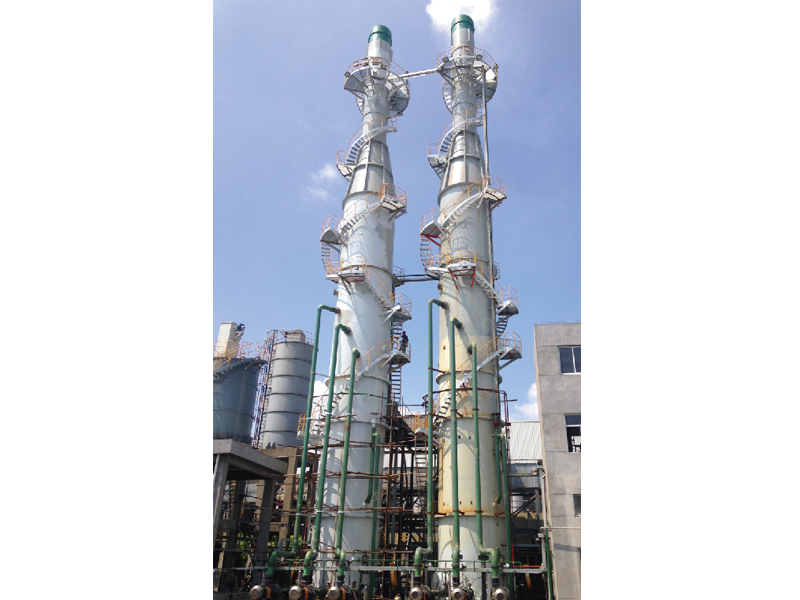浙江恒逸高新材料有限公司煙氣脫硫脫硝工程