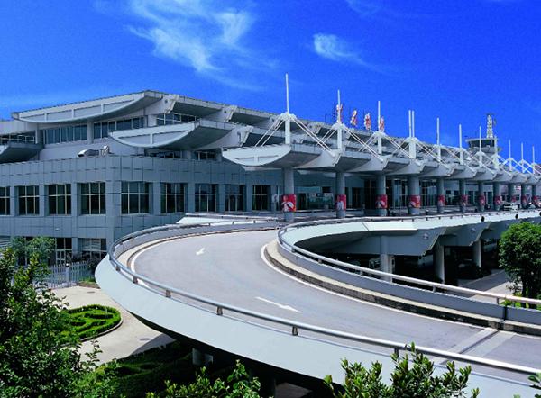 湖南長沙黃花機場航站樓