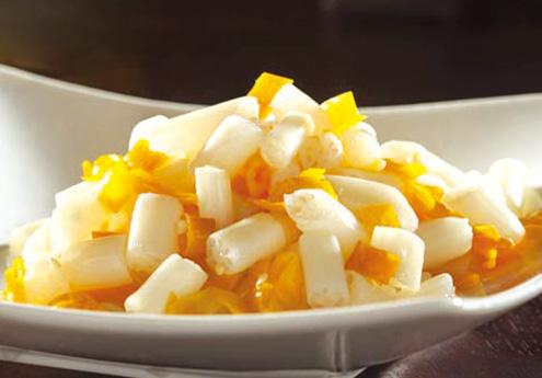 黃貢椒伴隨著衡東土菜的聲名鵲起,也大幅提升了知名度