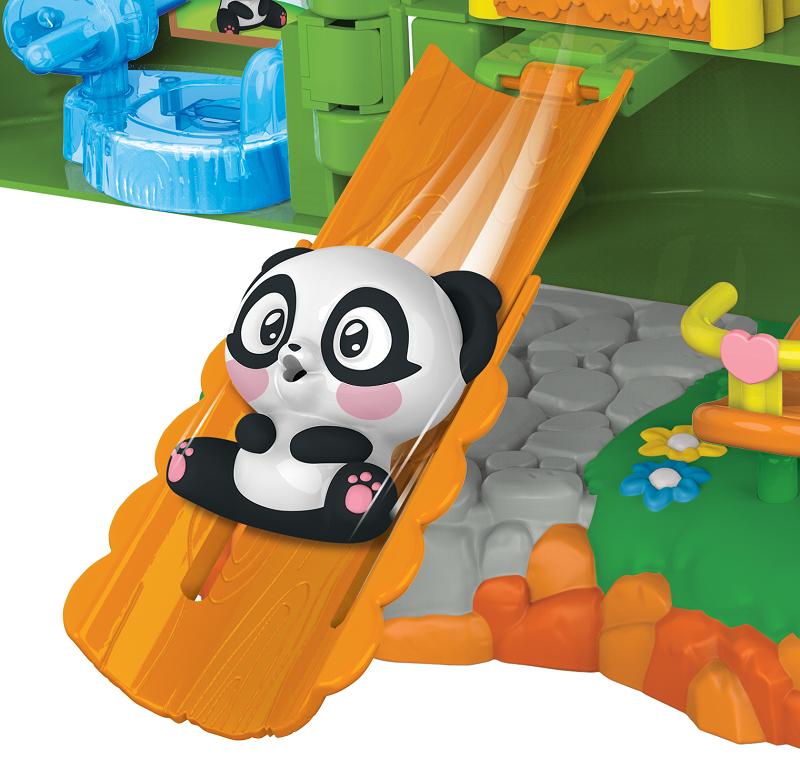 熊猫小竹园