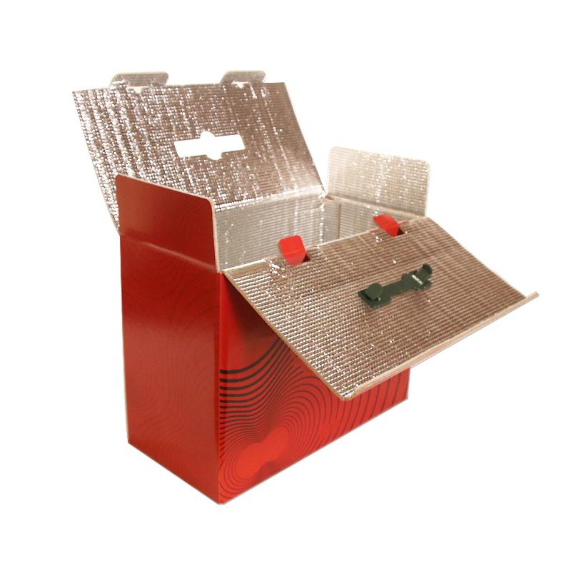 盒馬定制EPE保溫禮盒(內含視頻)