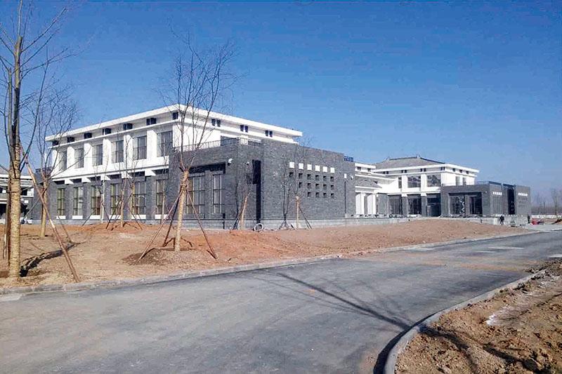 唐山市豐南區檢察院警示教育基地工程