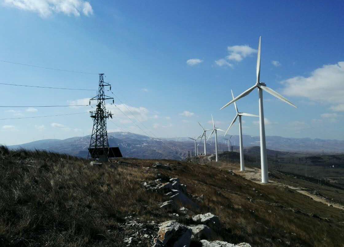 風力發電項目:崇禮風電項目
