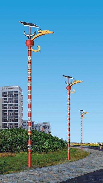 太陽能路燈 / QH-TYN09