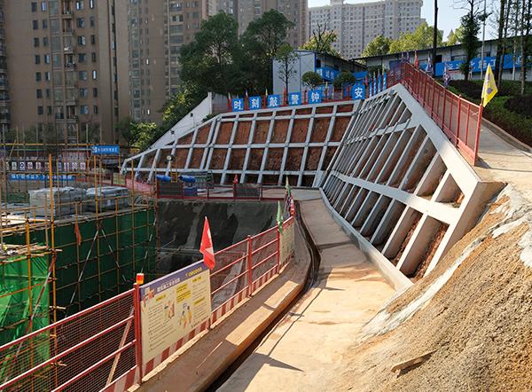 長沙市留置場所升級改造項目土石方及基坑支護專業分包