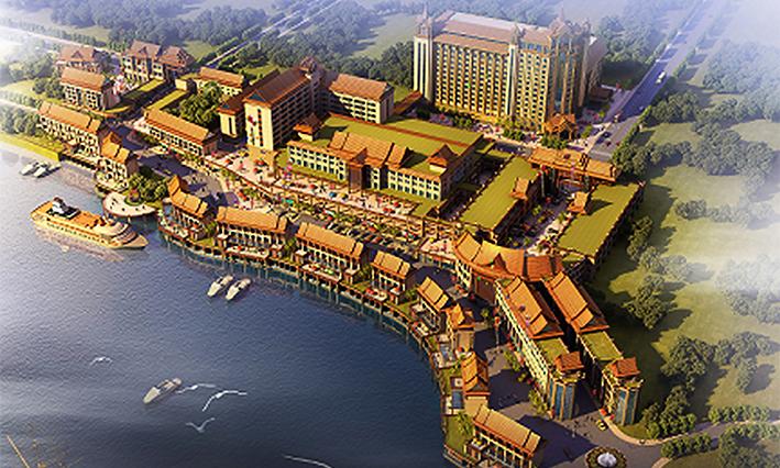 (国外项目)缅甸果敢酒店减隔震项目