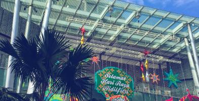 新加坡One KM購物中心