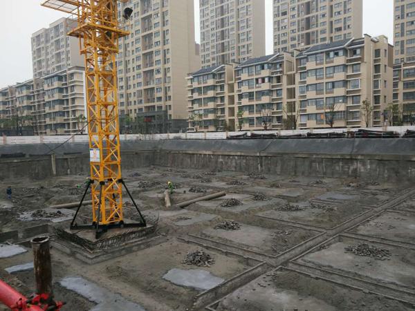 萬福鄰裏中心樁基及基坑支護樁工程