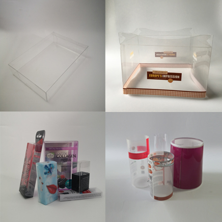 透明塑料包装盒粘接成功案例