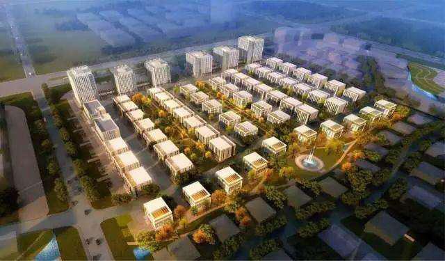 濰坊市經濟開發區總部基地項目