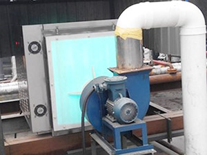 光催化/活性炭廢氣凈化設備
