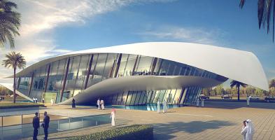 迪拜阿提哈德博物館