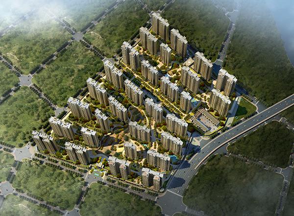尚東灣項目2#地塊二期二組團樁基工程
