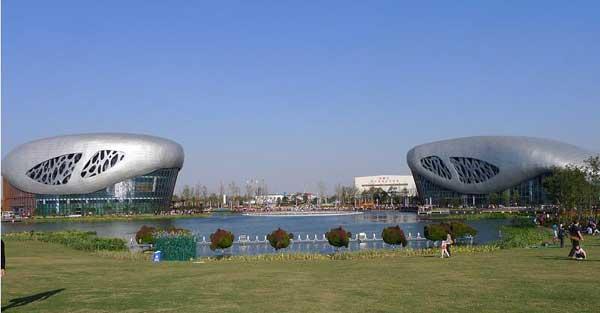 2015年度国优工程——江苏省第八届园博会主展区工程