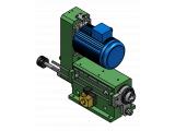 油壓鉆孔搪銑動力頭